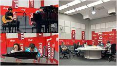 Especiales Radio 3 - VÍDEO: Especial John Lennon en Hoy empieza todo con Ángel Carmona - 04/12/20