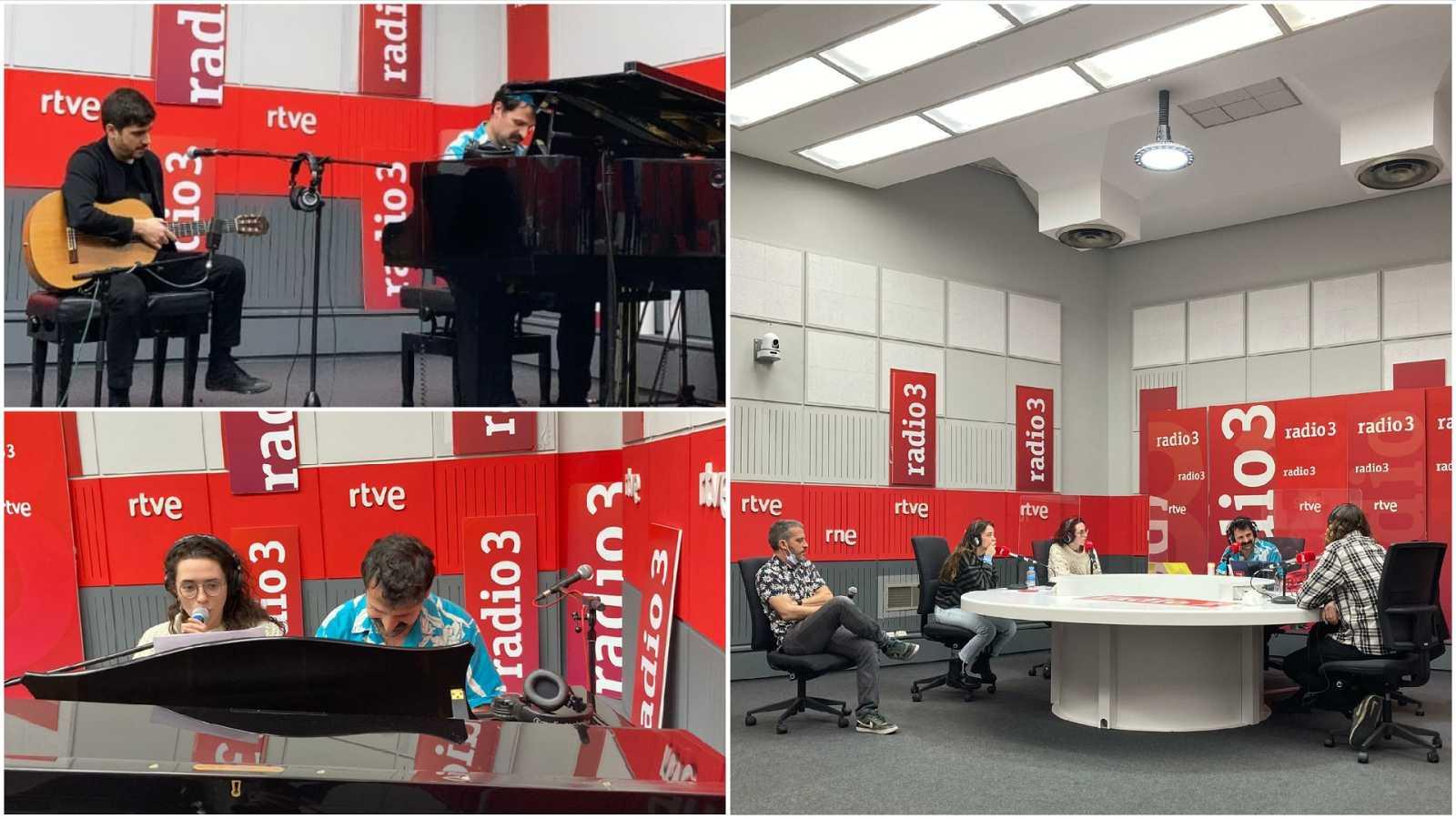Especiales Radio 3 - VÍDEO: Especial John Lennon en Hoy empieza todo con Ángel Carmona - 04/12/20 - Ver ahora