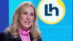 """Ana Beltrán (PP): """"Bildu se va a cobrar el apoyo a los Presupuestos buscando un referéndum para que Navarra sea anexionada al País Vasco"""""""