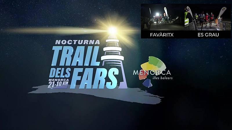 Trail - Trail dels Fars nocturna 2020 - ver ahora