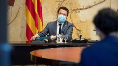 """La Generalitat, el presidente del Parlament y los presos del 'procés cargan contra la """"venganza"""" del Tribunal Supremo por revocarles el tercer grado"""