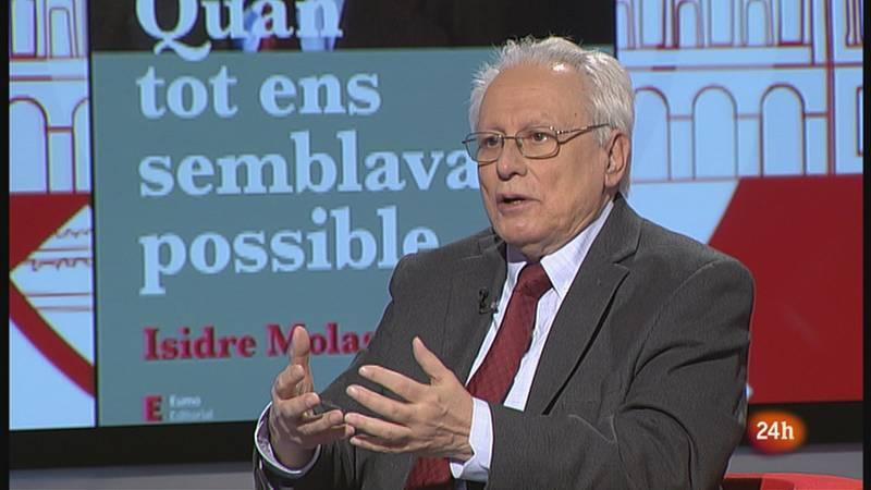 Lluís Falgàs entrevista Isidre Molas, polític i historiador