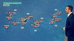 El tiempo en Canarias - 04/12/2020