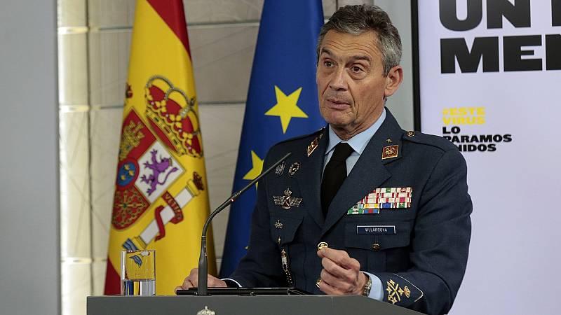 El jefe de la cúpula militar carga contra el chat de exmilitares que hablaban de un alzamiento y buscaban el apoyo del rey