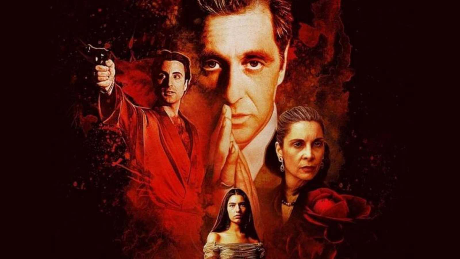 Llega a los cines el montaje de Coppola de la última entrega de 'El Padrino'