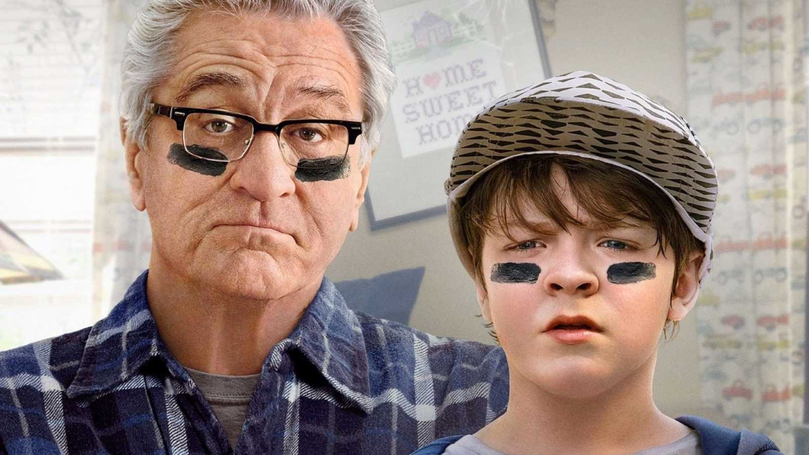 'En guerra con mi abuelo'