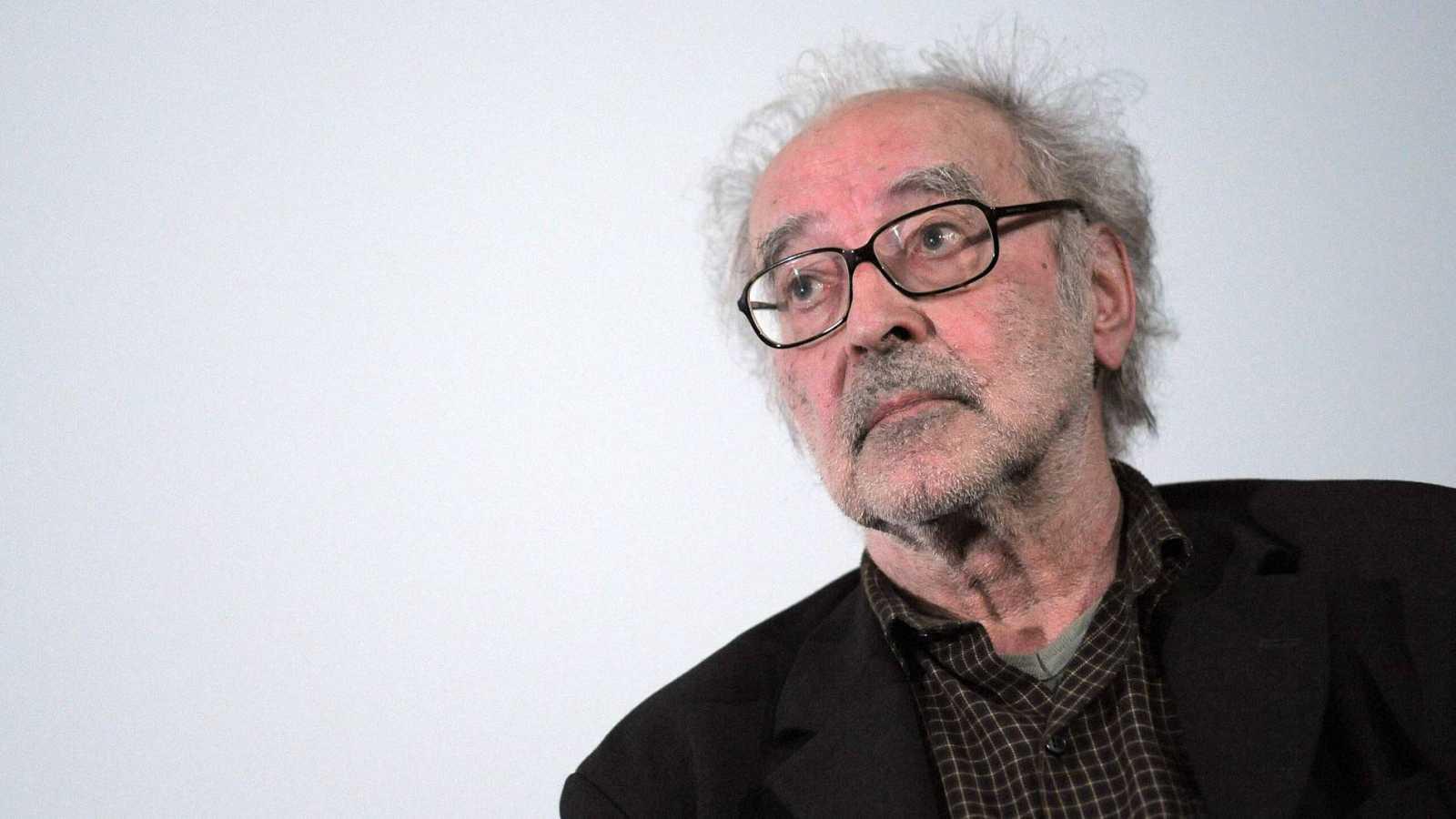 Jean-Luc Godard cumple noventa años