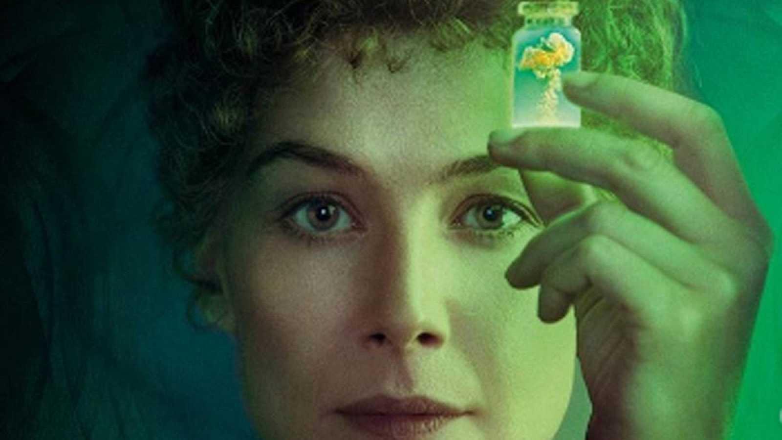 'Madame Curie (Radioactive)'