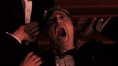La secuencia de Raúl Arévalo: 'El padrino 3'