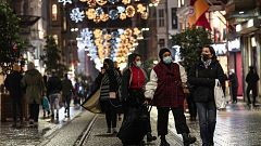 Turquía registra más de 32.000 casos de COVID-19 en un día, récord en la pandemia