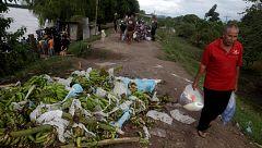 Ola de refugiados climáticos en Centroamérica tras los huracanes