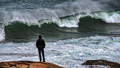 Galicia en alerta roja e inestabilidad en casi toda la Península
