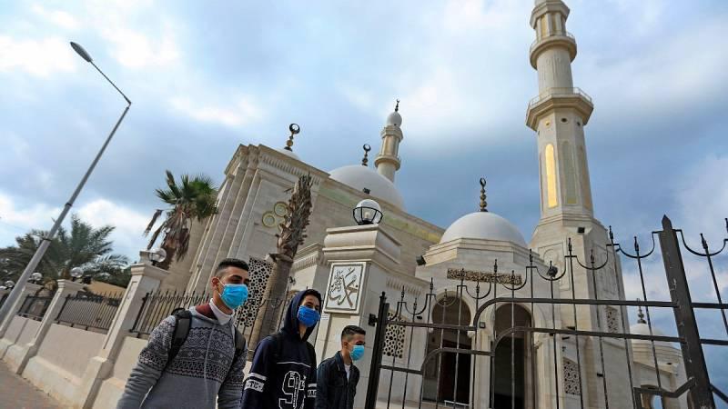 Gaza endurece las restricciones ante el avance de los contagios de COVID-19