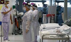 En los últimos siete días han fallecido 952 personas en España por culpa de la pandemia