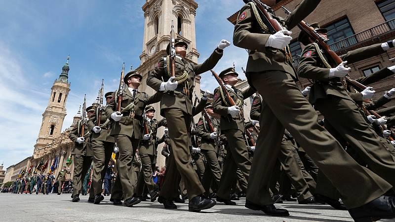 """Militares retirados advierten de un """"deterioro de la democracia"""""""