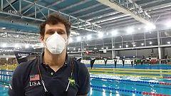 Javier Soriano analiza la mínima olímpica de Mireia Belmonte