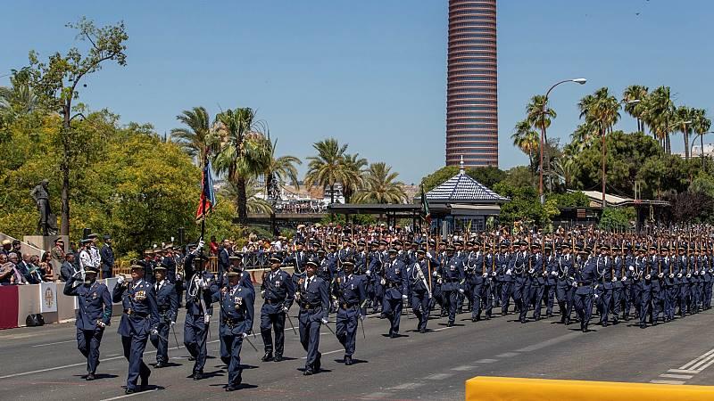 """271 militares retirados advierten en una declaración pública del """"deterioro de la democracia"""""""