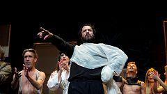 Rafael Amargo estrena 'Yerma' en el Teatro de La Latina tras su detención