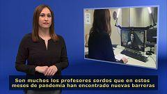 En lengua de signos - 06/12/20