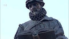 Buenas Noticias TV - La estatua de Casiodoro de Reina