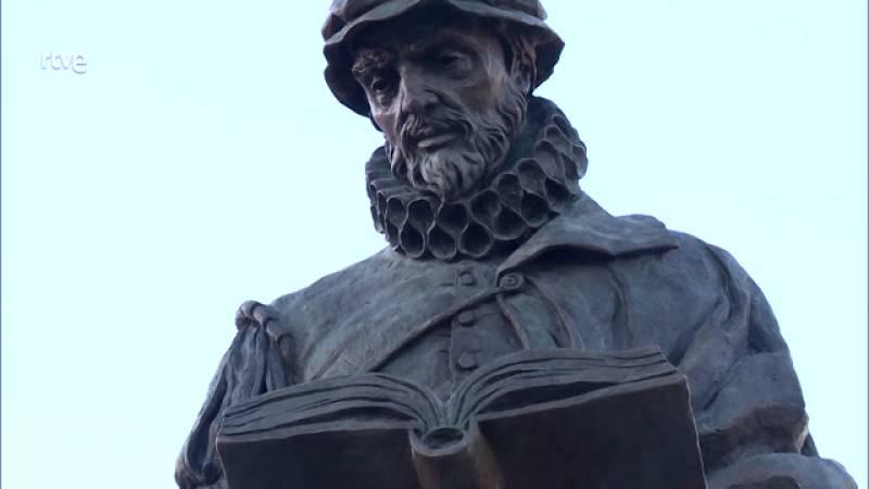 Buenas Noticias TV - La estatua de Casiodoro de Reina - ver ahora