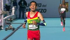 Lamdassem bate el récord de España de maratón