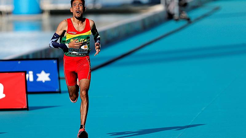 Atletismo - Maratón de Valencia Trinidad Alfonso EDP 2020 - ver ahora