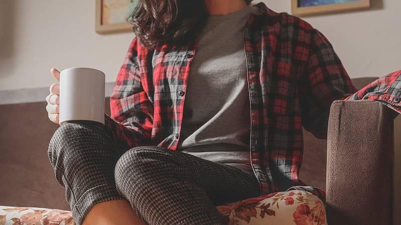 Moda cómoda y elegante para estar en casa