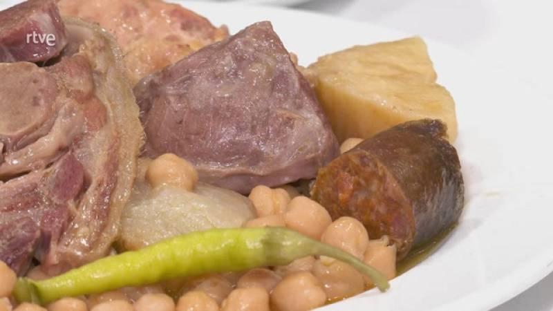 Como Sapiens - Programa 34: Puchero, cocido y mantequilla de Soria - ver ahora