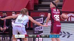 Baloncesto - Liga femenina Endesa. 14ª jornada: Casademont Zaragoza - Lointek Gernika