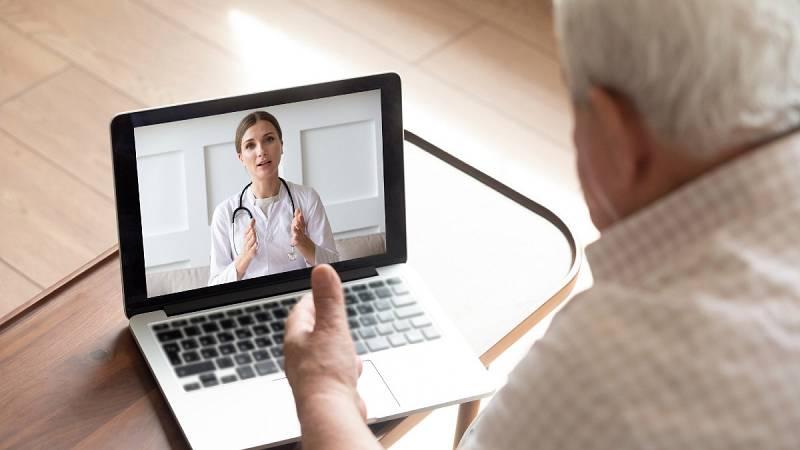 Aragón impulsa las videoconsultas médicas en las residencias de mayores