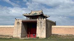 Diario de un nómada - Las huellas de Gengis Khan: El monasterio de Erdene Zuu