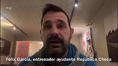 """Félix García Carracedo: """"Si cometemos errores ante España, vamos a sufrir"""""""
