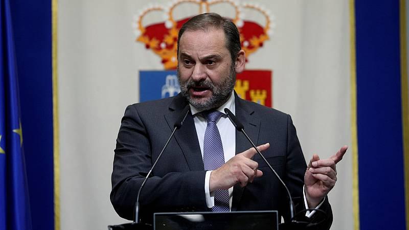 """Ábalos, sobre la petición de regularización fiscal de Juan Carlos I: """"La ley es para todos igual y ha de cumplirse"""""""