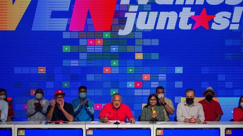 El oficialismo recupera el control de la Asamblea Nacional de Venezuela