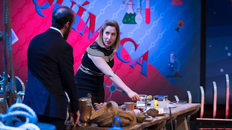 Química con Deborah García - La conservación de alimentos