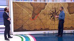 Órbita Laika - Meteorología con José Miguel Viñas - El parte meteorológico