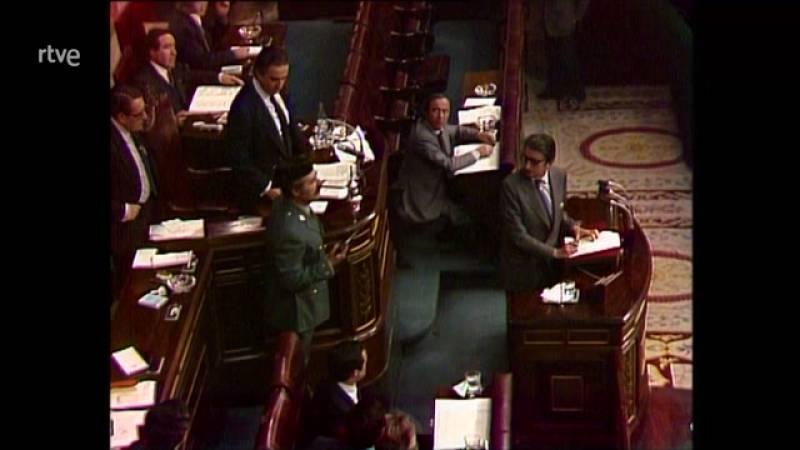 Imprescindibles relata cómo Eduard Punset vivió el 23F siendo ministro