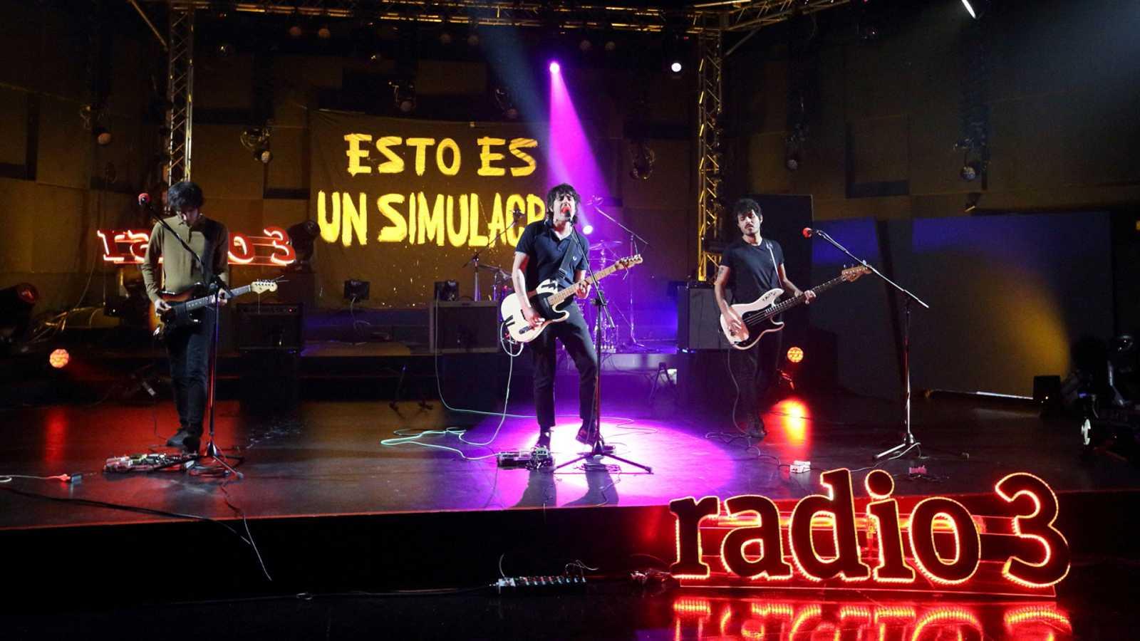 Los conciertos de Radio 3 - Biznaga - ver ahora