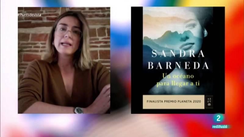 Entrevista Sandra Barneda a Punts de vista