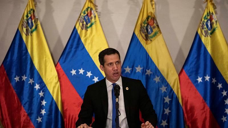 Guaidó no descarta el uso de la fuerza en Venezuela para derrocar a Maduro