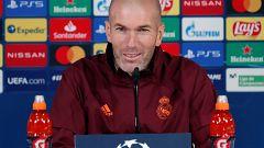 En el Real Madrid están conciencizados de que el partido contra el Gladbach es una final
