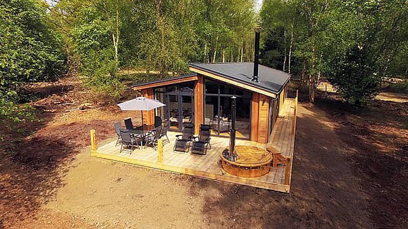Construcciones imposibles - Una casa en un bosque natural - ver ahora