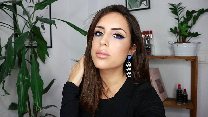 Tutorial de maquillaje inspirado en el color 'Classic Blue'