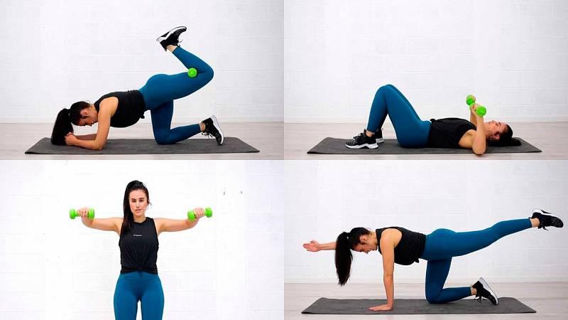 #Tendencias - Gana músculo con Patry Jordán y sus cuatro rutinas de ejercicios 'full body'