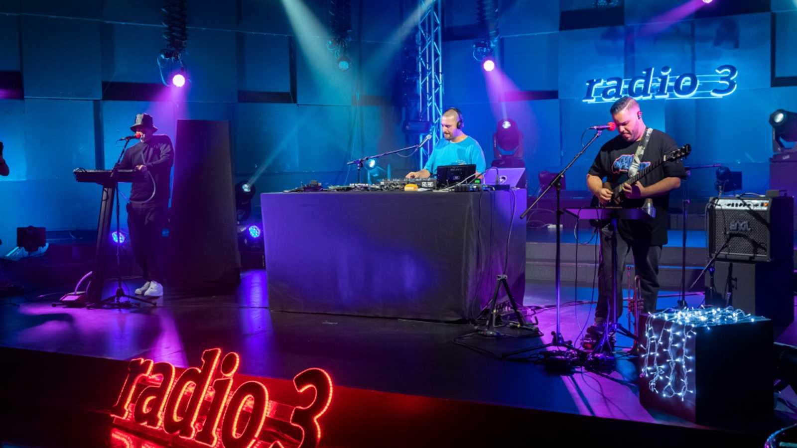 Los conciertos de Radio 3 - R de Rumba y Porcel - ver ahora