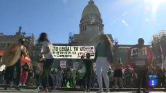 Se reabre el debate sobre la legalización del aborto en el Congreso de Argentina
