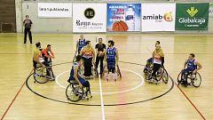 Baloncesto en silla de ruedas - Liga BSR División de Honor. Resumen Jornada 6