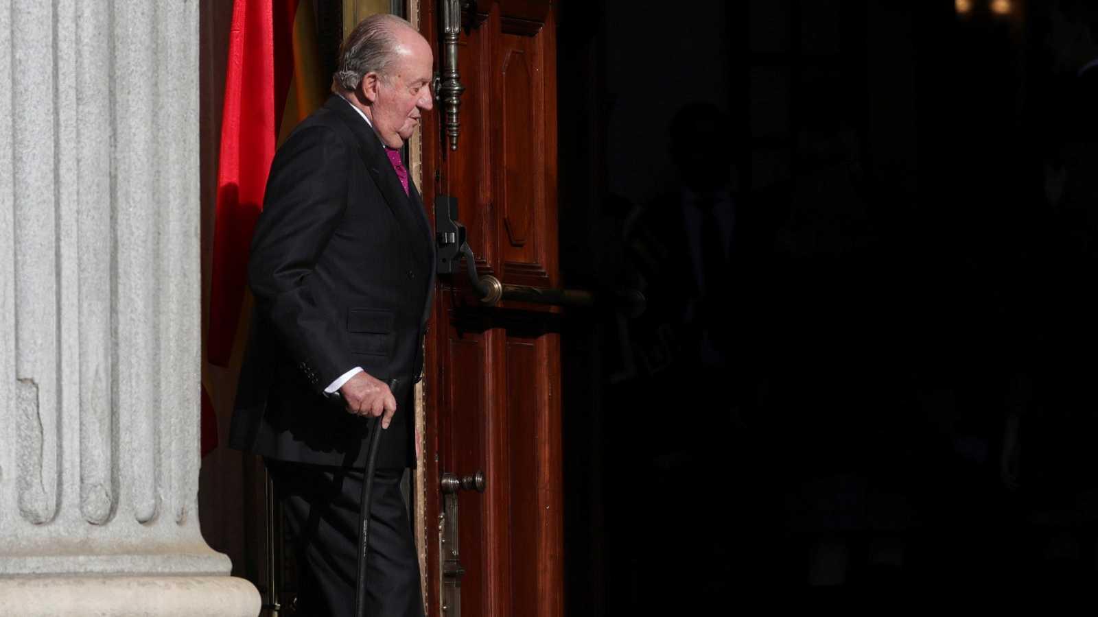 El rey emérito habría regularizado 800.000 euros obtenidos por donaciones de un empresario mexicano