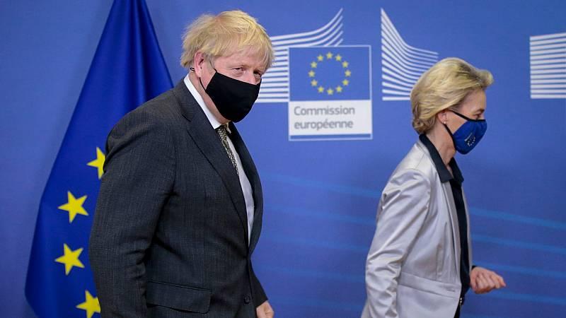 Bruselas presenta los planes de contingencia para un posible 'Brexit' duro